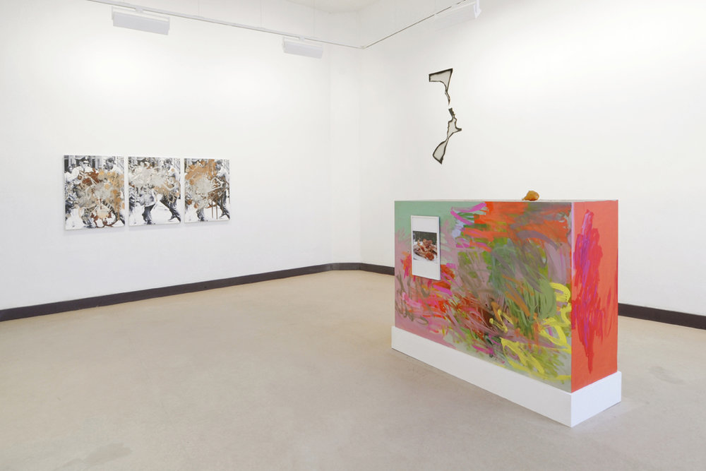 After Images , Jewish Museum of Belgium, Brussels, 2011, installation view