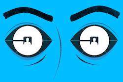 Stalking Symbol PNG