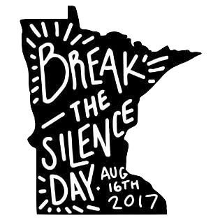 Break the Silence Day Image