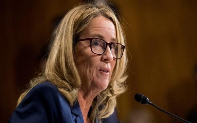 Dr. Kristine Blasey Ford Supreme Court Testimony