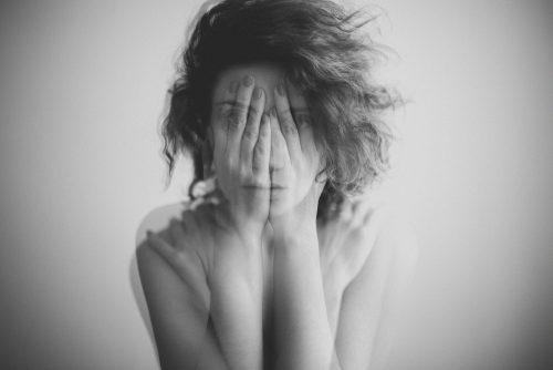 Guilt-Shame Woman Photo (cc0)