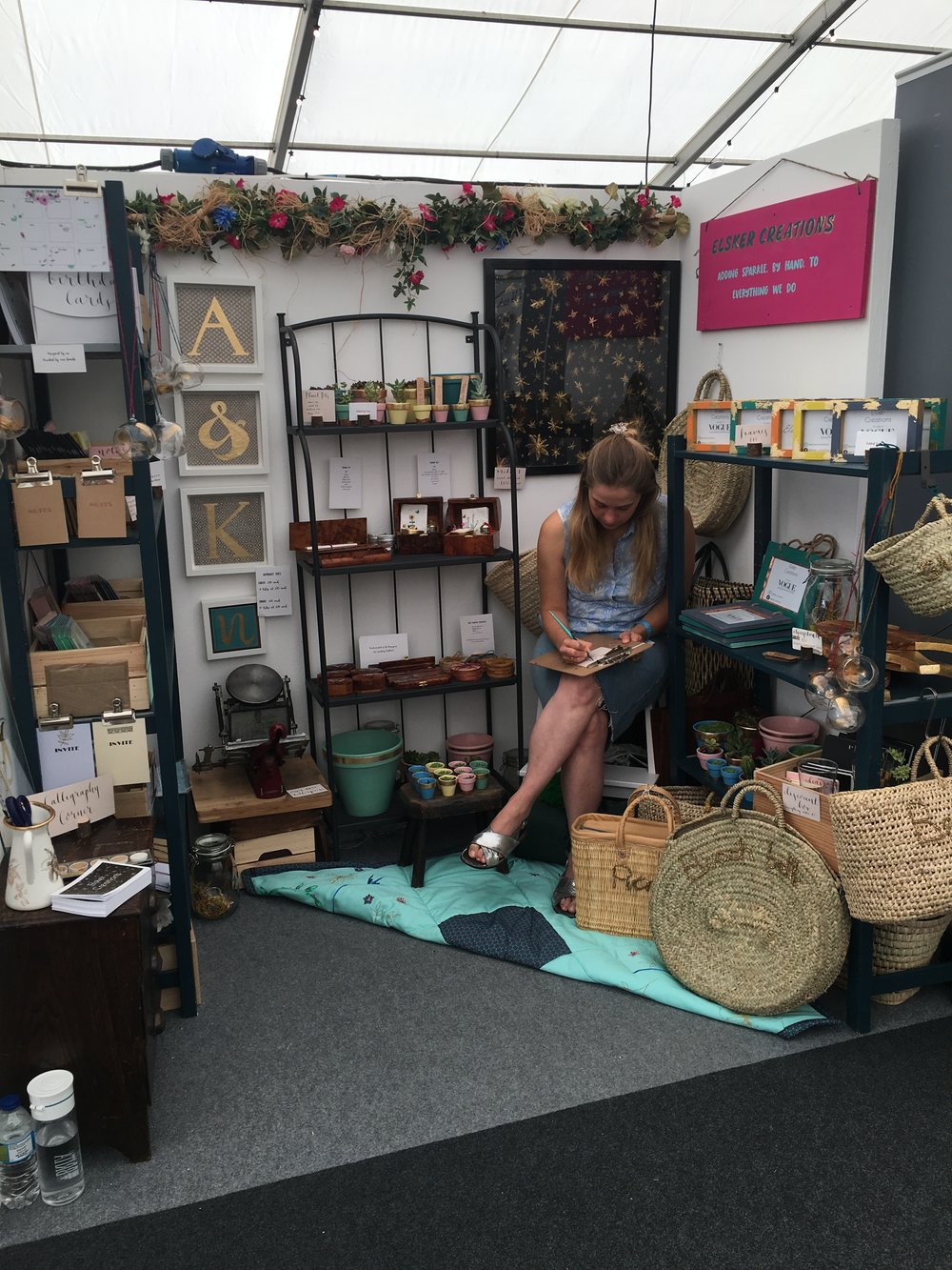 The Handmade Fair - Bowood June 2018 -