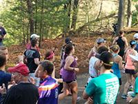 Eau Claire Marathon Start