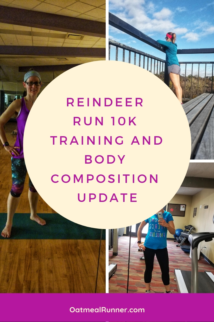 Reindeer Run 10K Training and Body Composition Update Pinterest.jpg