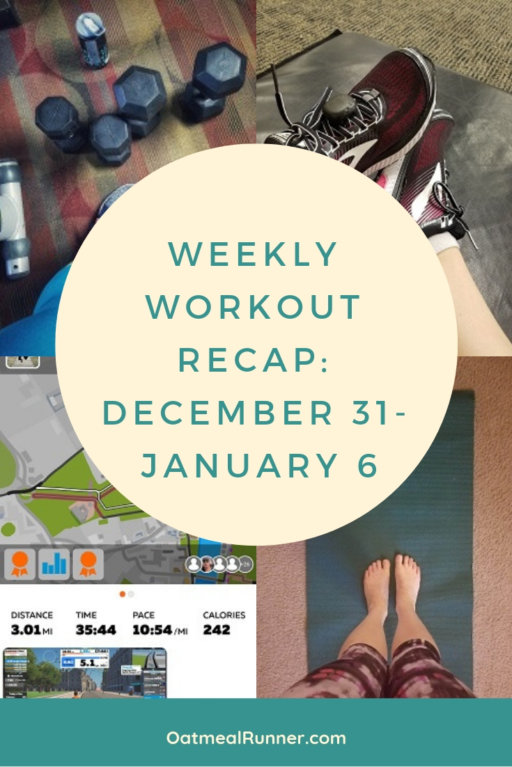 Weekly Workout Recap_ December 31- January 6 Pinterest.jpg