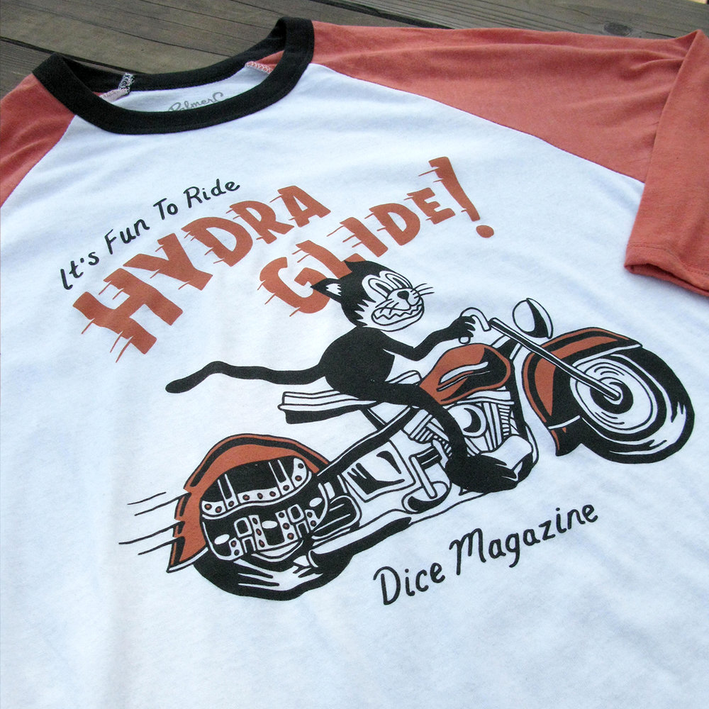 Hydraglide Raglan - NEW in store now