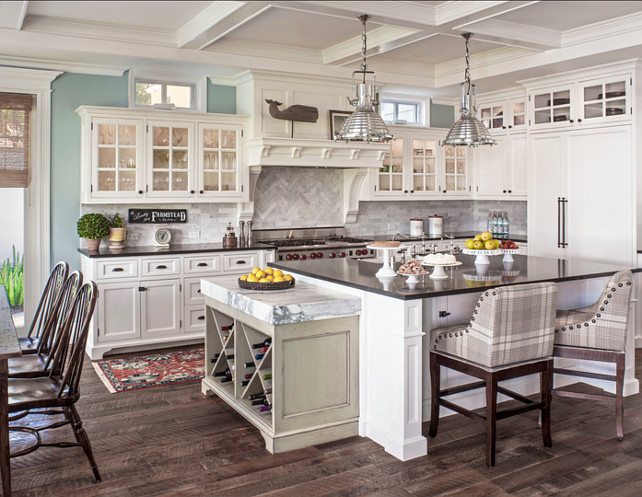 Cape Cod Kitchen Interiors