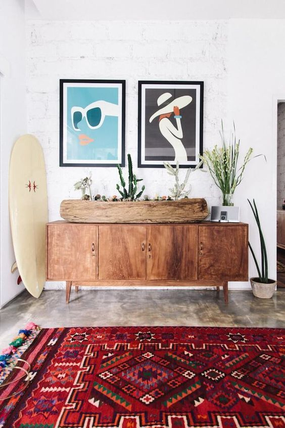 Surf style bungalow