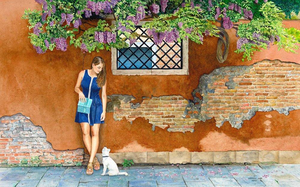 A Walk In Venice