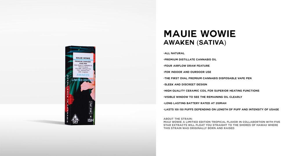 MAUIE WOWIE (SATIVA)
