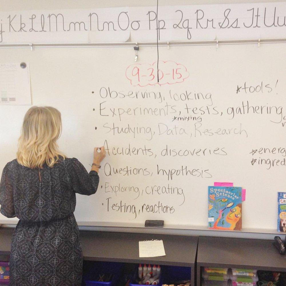 Teaching. Fall 2015
