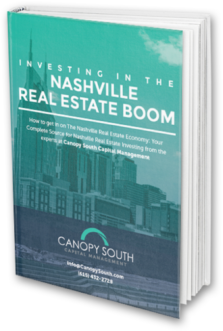 eBook: Investing in the Nashville Real Estate Boom — Canopy South Capital Management
