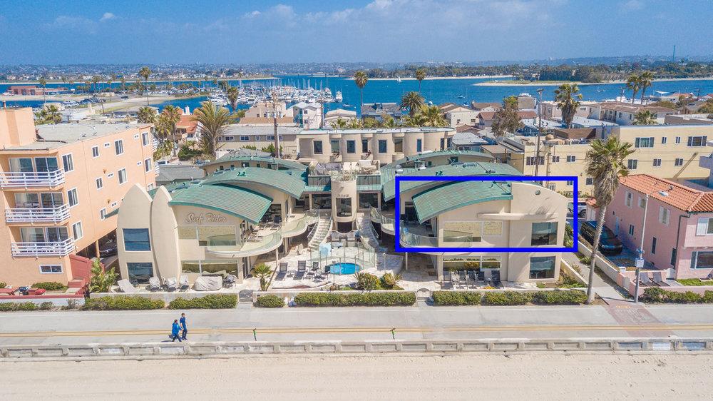 3443 Ocean Front Walk | Mission Beach | $1,399,000