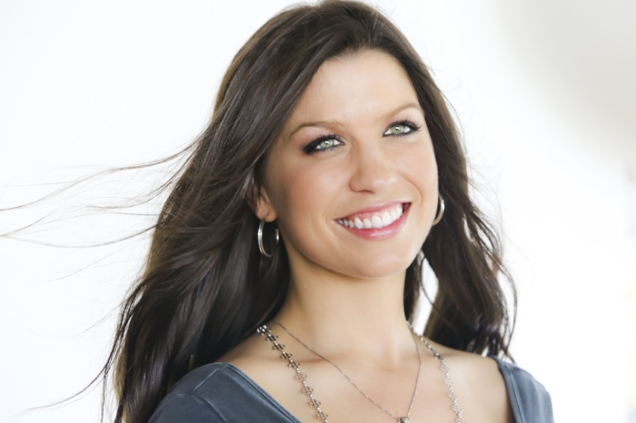 Danielle Rae Lash Executive Gray Top.jpg