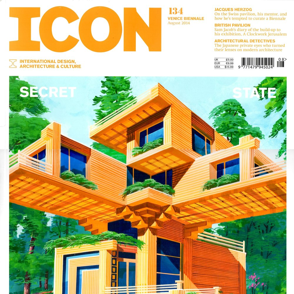 ICON, August 2014