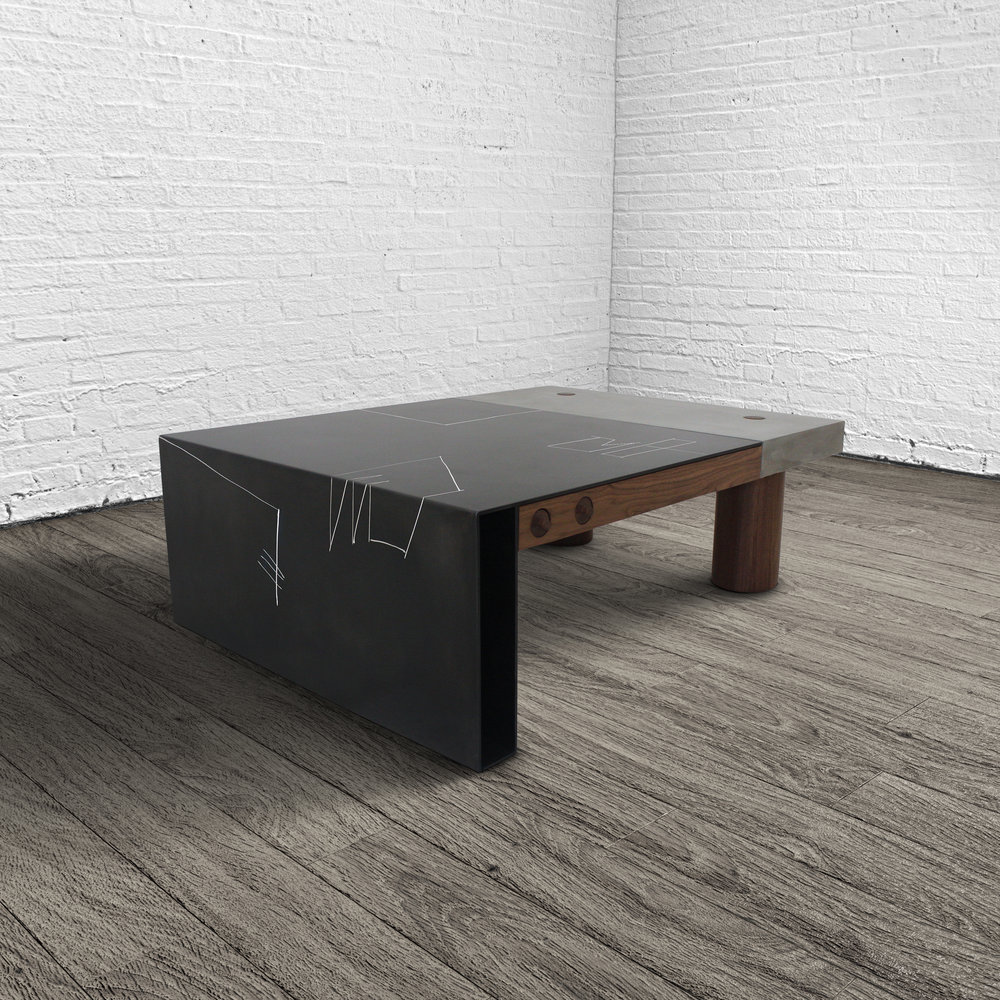 PARADIGM COFFEE TABLE