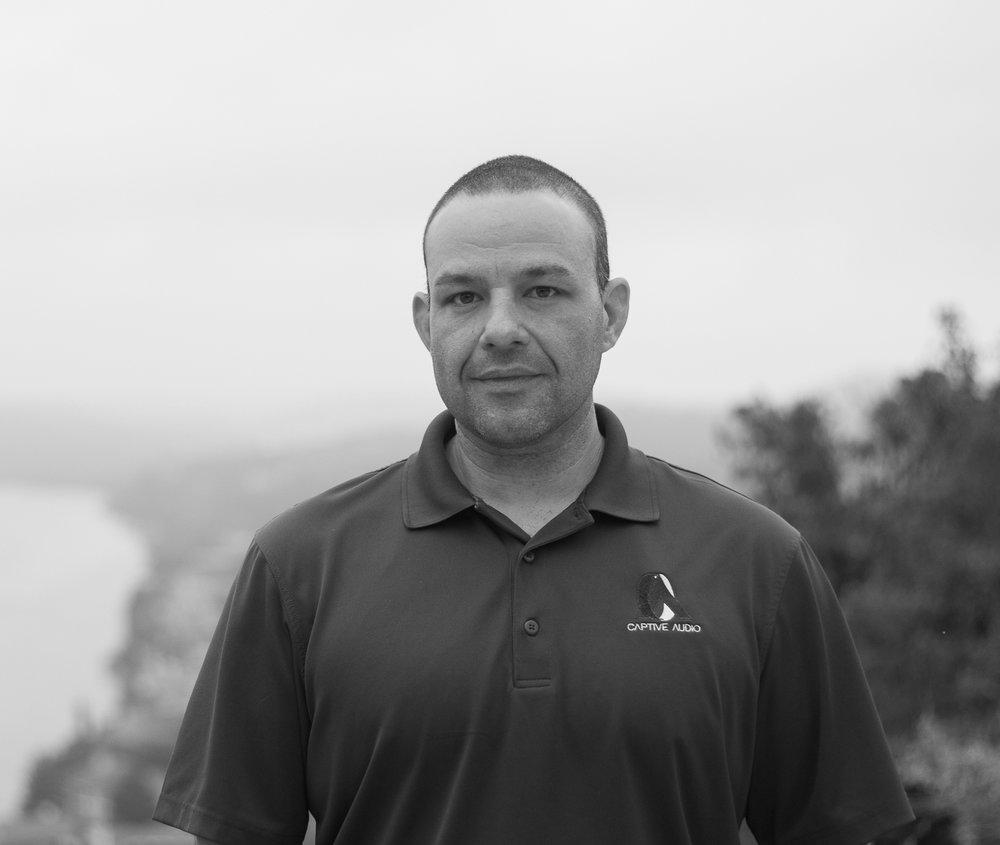Adam Wilburn, Install Technician