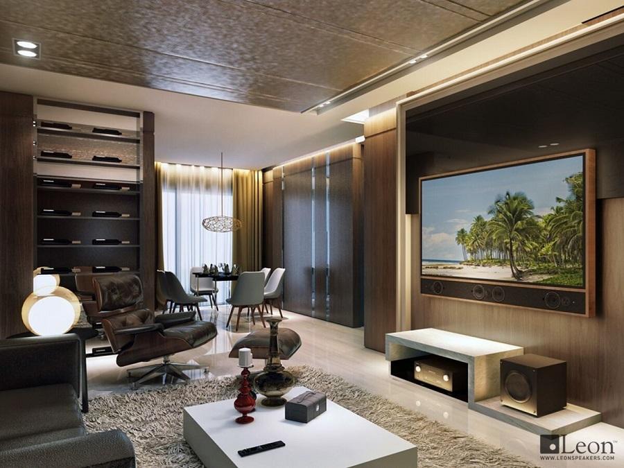 5 Fresh Media Room Design Ideas To Enhance Your Entertainment Captive Audio