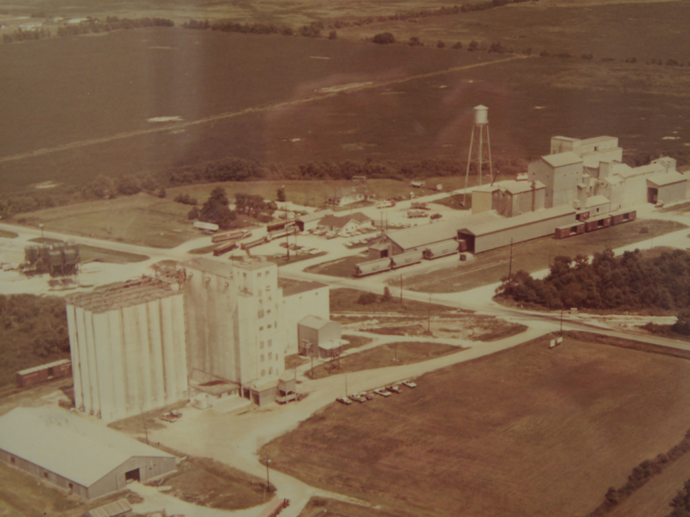 1980 Farmers Rice Mill