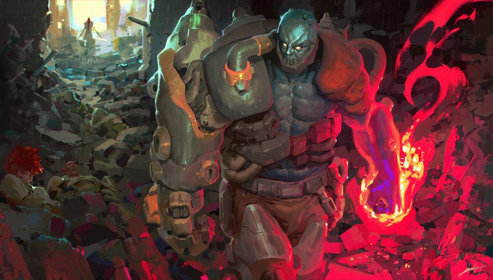 al-jerek-torrijas-monster-cyborg-drawcrowd.jpg