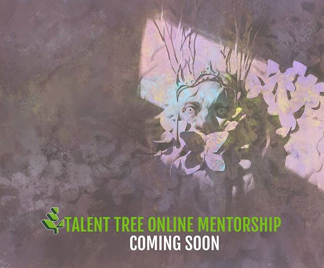 Happy 2019 Everyone! Talent Tree 2018 semester is just wrapping up, we got some exciting new to share with everyone for the new school year.  We will be doing online mentorship alongside our regular classes for Spring of 2019. Please stay tuned for more details  Have you checked out our website recently? We are currently revamping our website to make it easier to get to know our courses and instructors!  Stay tuned for more details on upcoming courses and Spring open house. We will be featuring student work again very soon. Thank you for all the support in 2018! [Instructor Art by @mimir.hall]  #artschool #torontoartschool #torontoartist #talenttree #conceptart #onlinementorship #artfundamentals