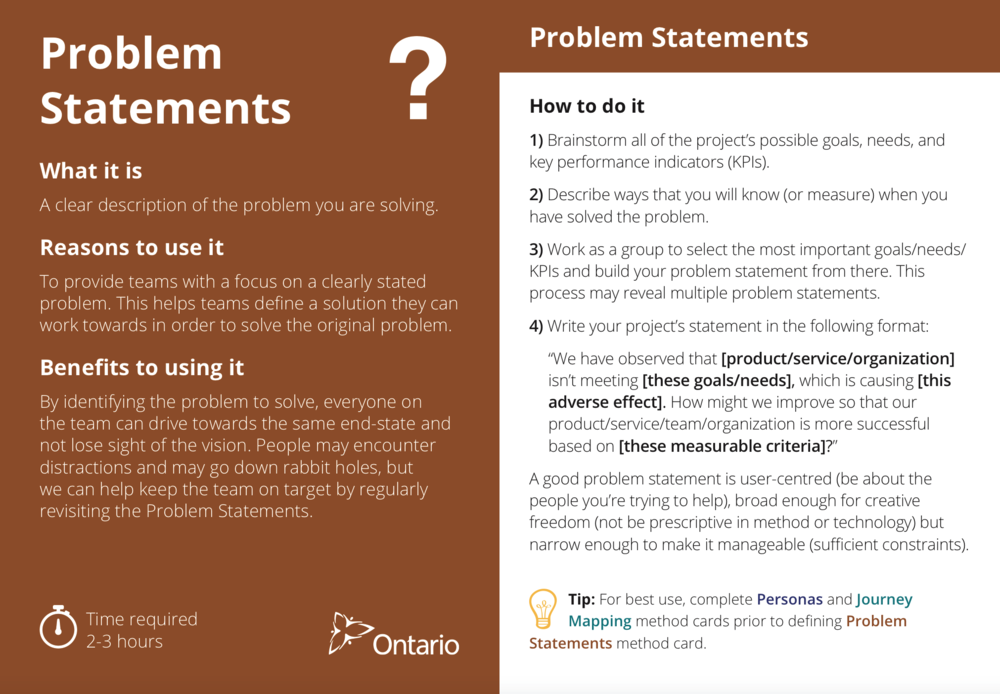 Problem Statements Card (final version)
