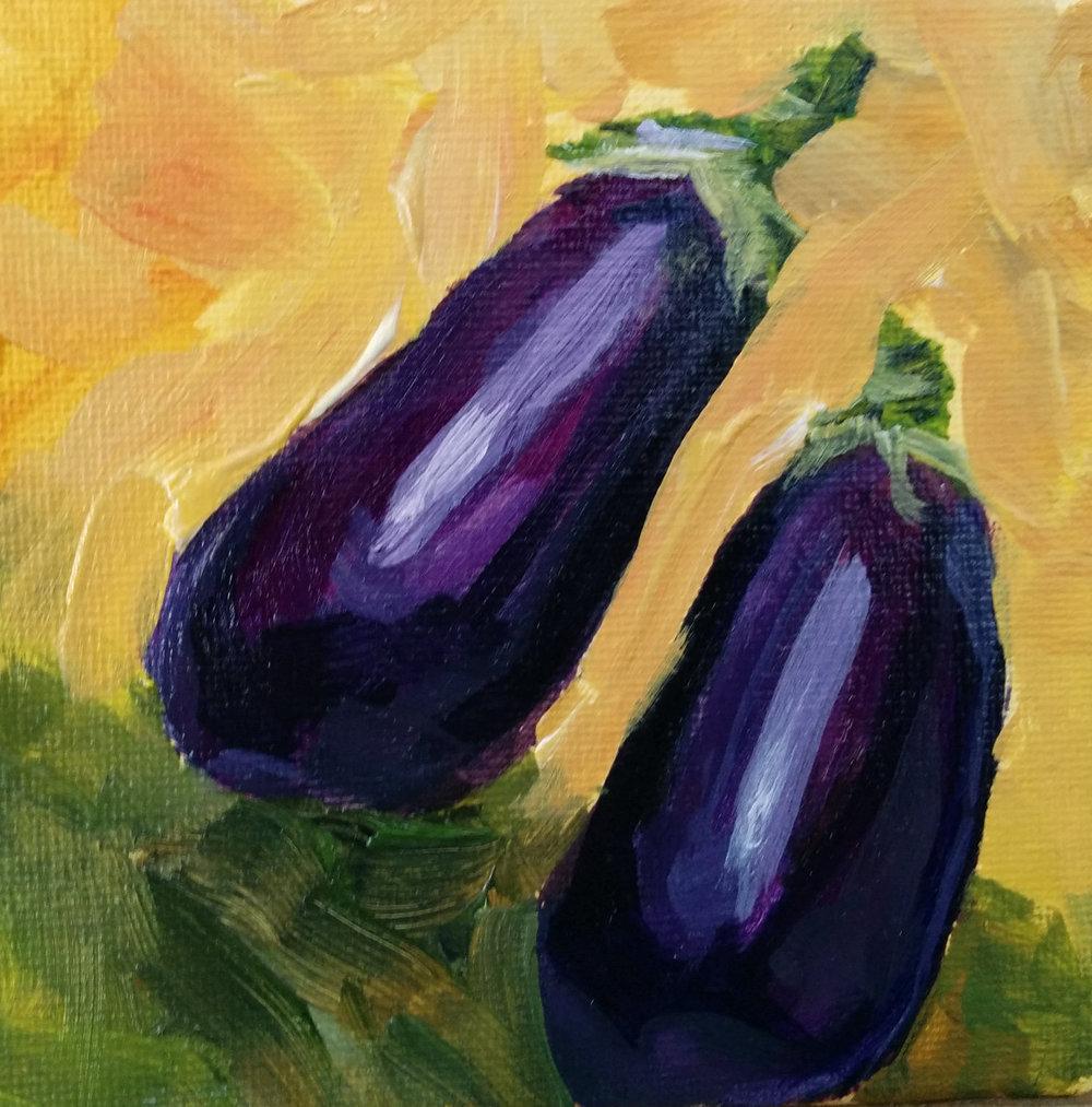"""""""Eggplants"""""""