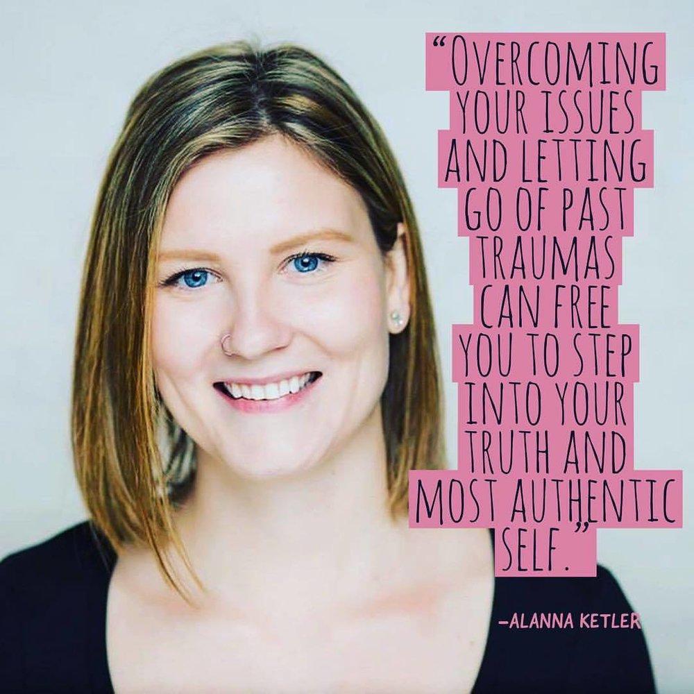 Episode 004 - Alanna KetlerChange Maker & Conscious Media Creator