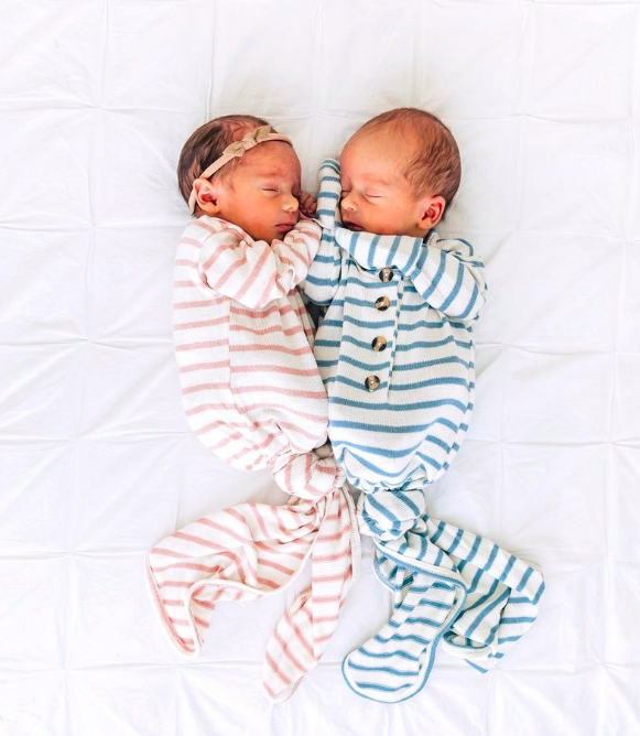 Newborn Baby Twins Sleep City Consulting
