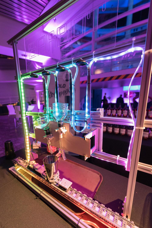 Robot Bartender 📷credit: Picture Listen