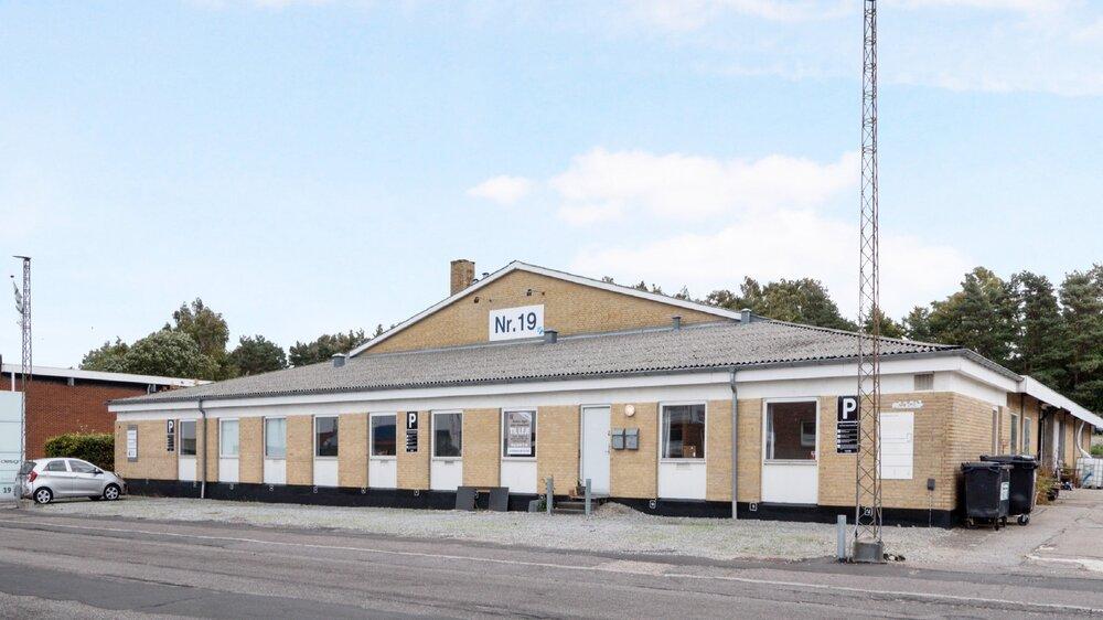 Rudolfgårdsvej 19, 8260 Viby J Kontor/Lager fordelt på 1.023 m2