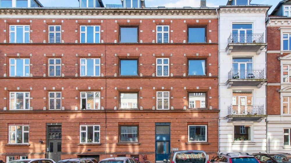 Falstersgade 5, 8000 Aarhus C  11 lejeboliger fordelt på 706 m2