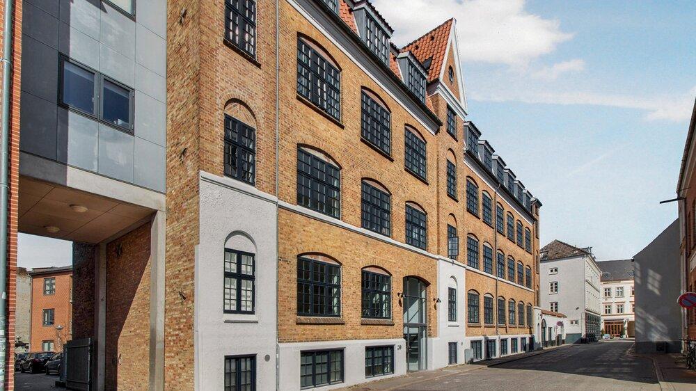 Møllegade 11-138000 Aarhus C - Lejligheder |1.401 m2