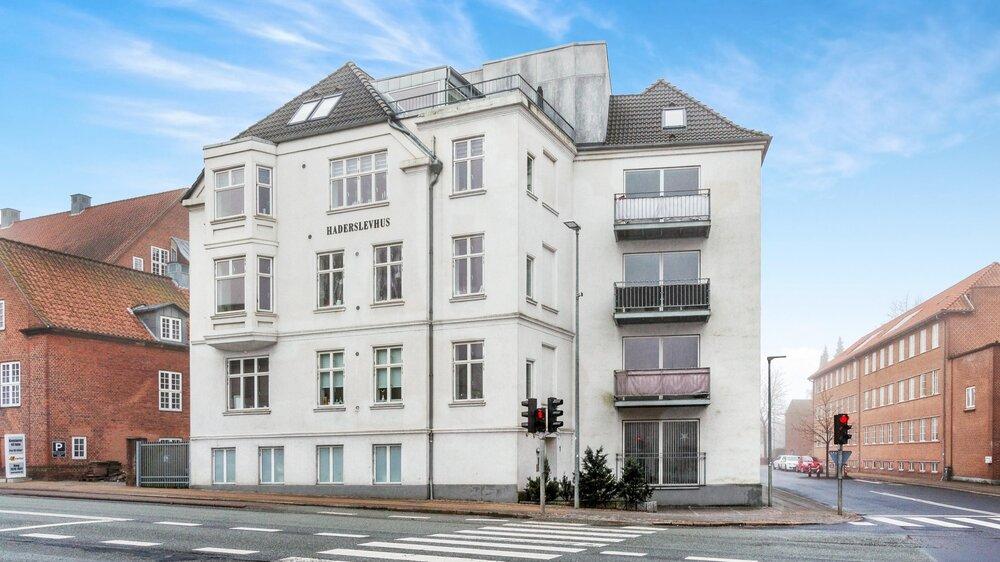 """""""Haderslevhus"""", Ottosgade 1, 6000 Kolding  13 lejeboliger fordelt på 1.400 m2"""