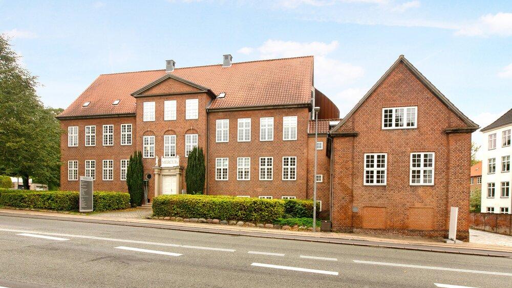 """""""Mercur"""", Haderslevvej 36, 6000 Kolding  Kontorfællesskab fordelt på 1.497 m2"""