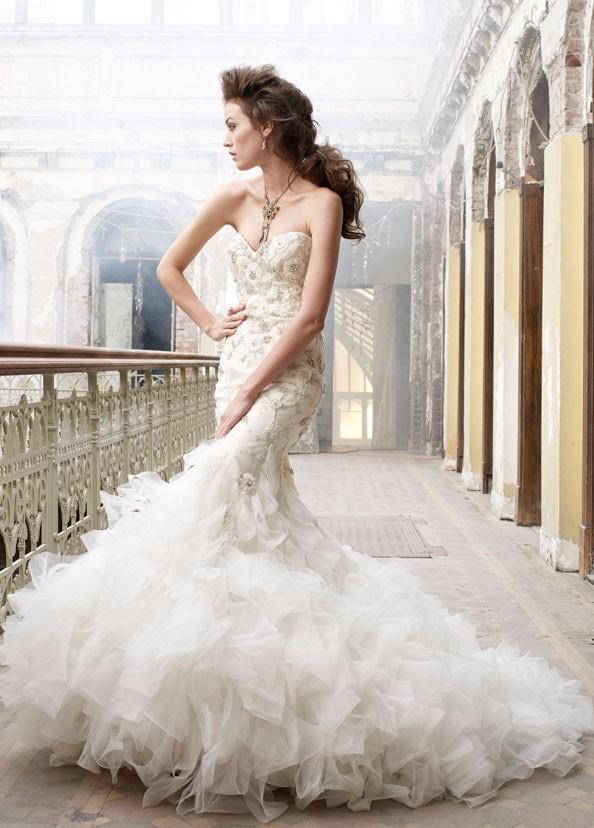 A Guide To 7 Timeless Wedding Dress Styles Wedding Spot Blog