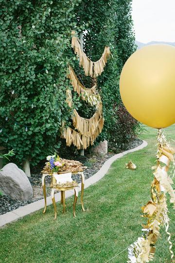 10 Fun, Fast DIY Wedding Backdrop Ideas — Wedding Spot Blog