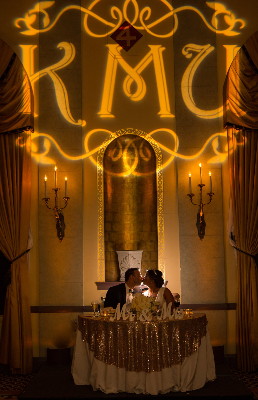 Keith and Kim-Mai's reception was held at Marines' Memorial Club in San Francisco, CA.  Check out this venue on Wedding Spot!