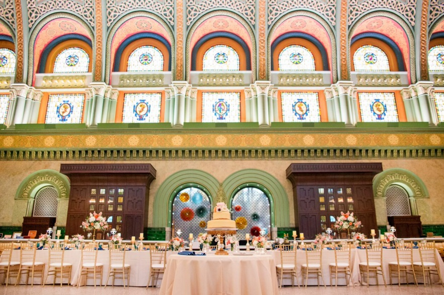2017 Award Winner, St. Louis Union Station Hotel located in St. Louis, Missouri. Check out this venue on Wedding Spot!