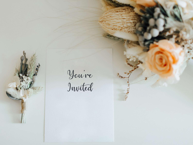 Should I Use Online Rsvps Or Rsvp Cards For My Wedding Invites