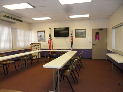 The Purple Heart Conference Room