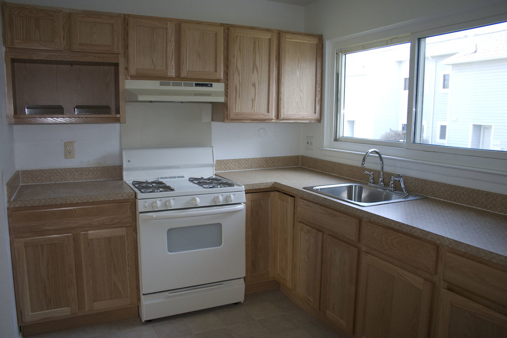 2-bedroom kitchen