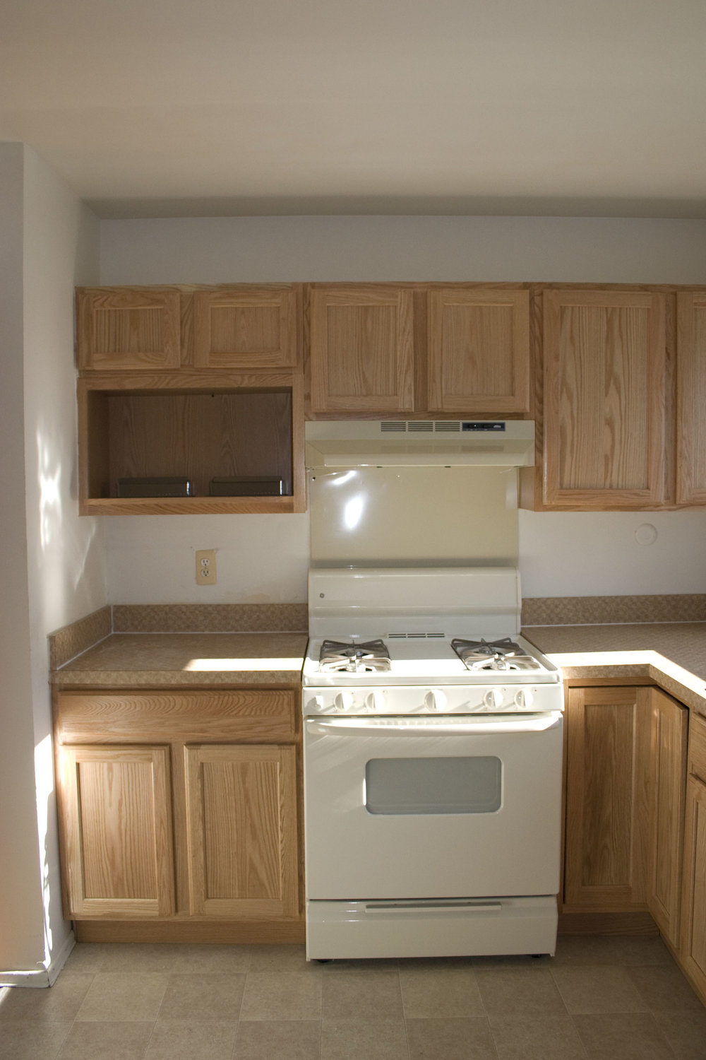 2-bedroom kitchen, #1