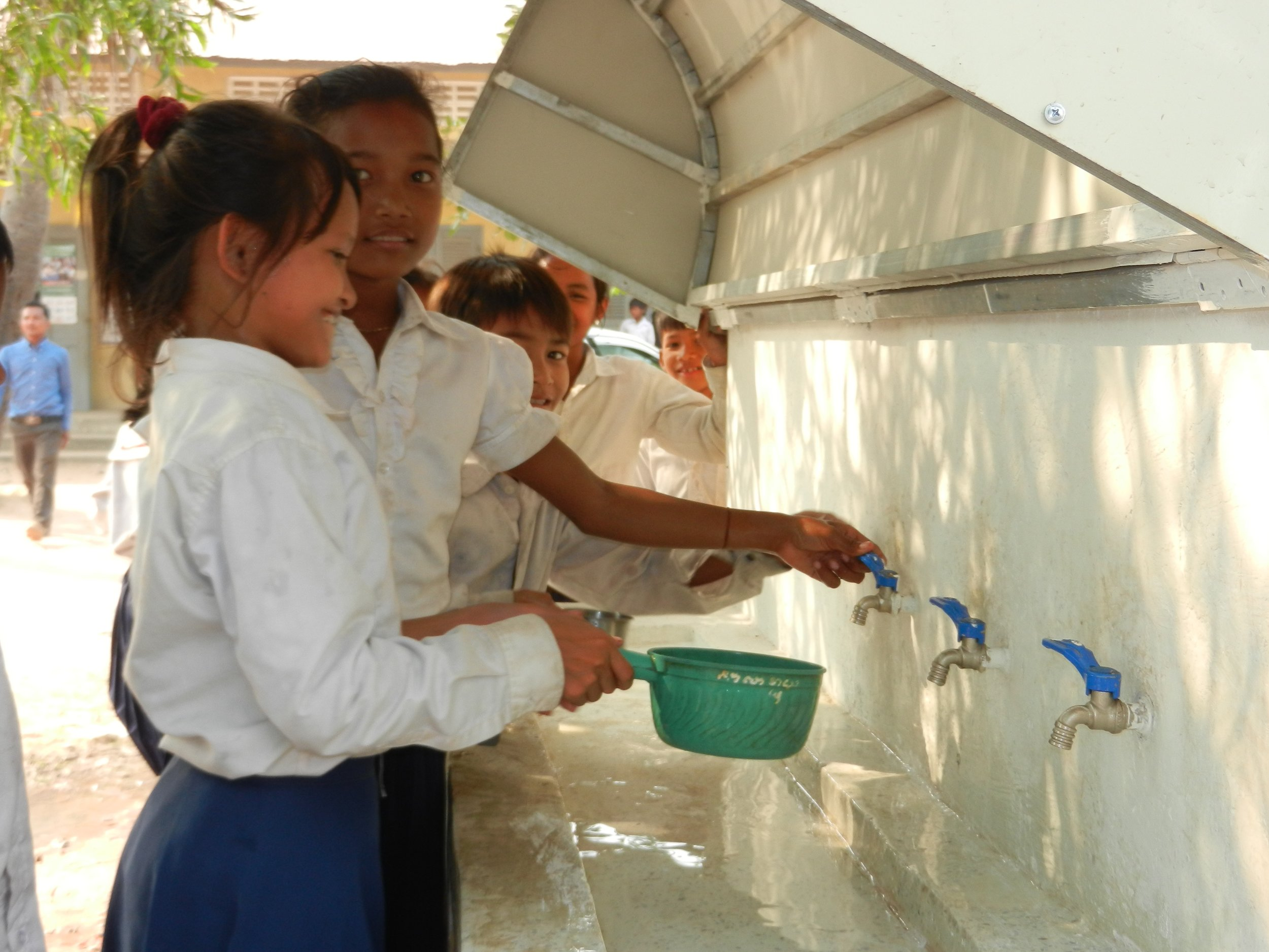 KIDS Cambodian Water project