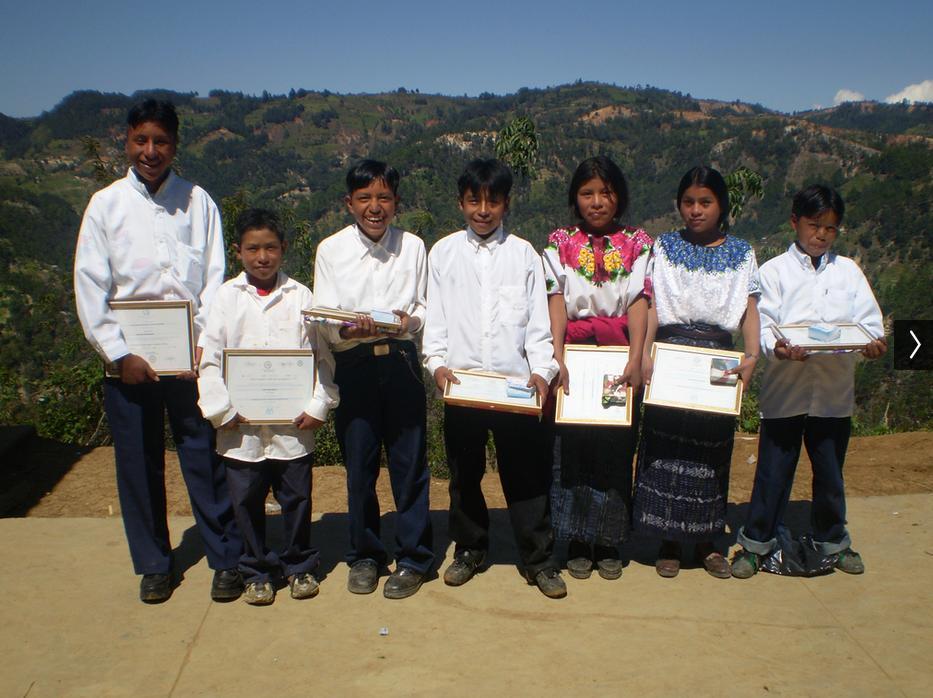 POTW Guatemala kids