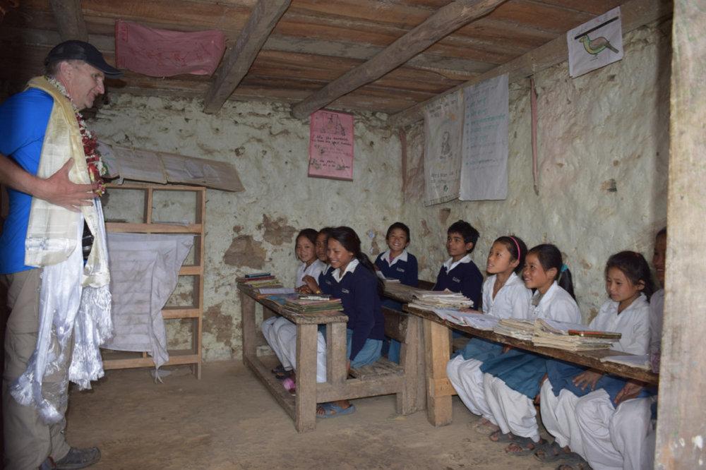 Nepal class
