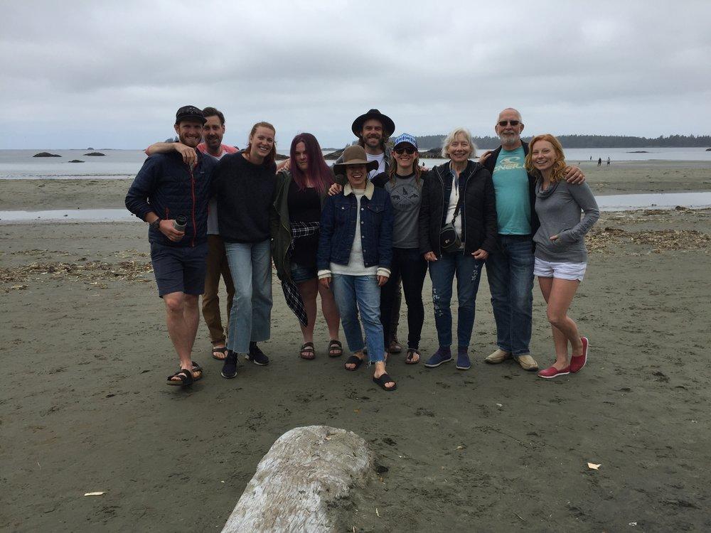 The Amazing Crew: