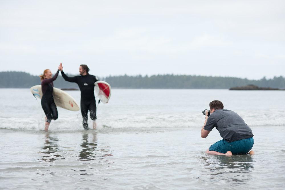 Surf's up for Steven Errico: