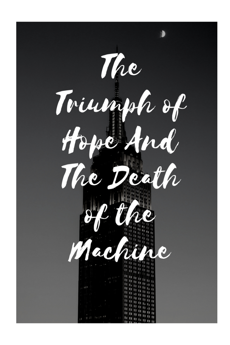 Tattered Hopes In Black And White >> The Triumph Of Hope The Tattered Remnant