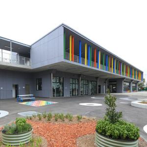 Bourke Street Public School -